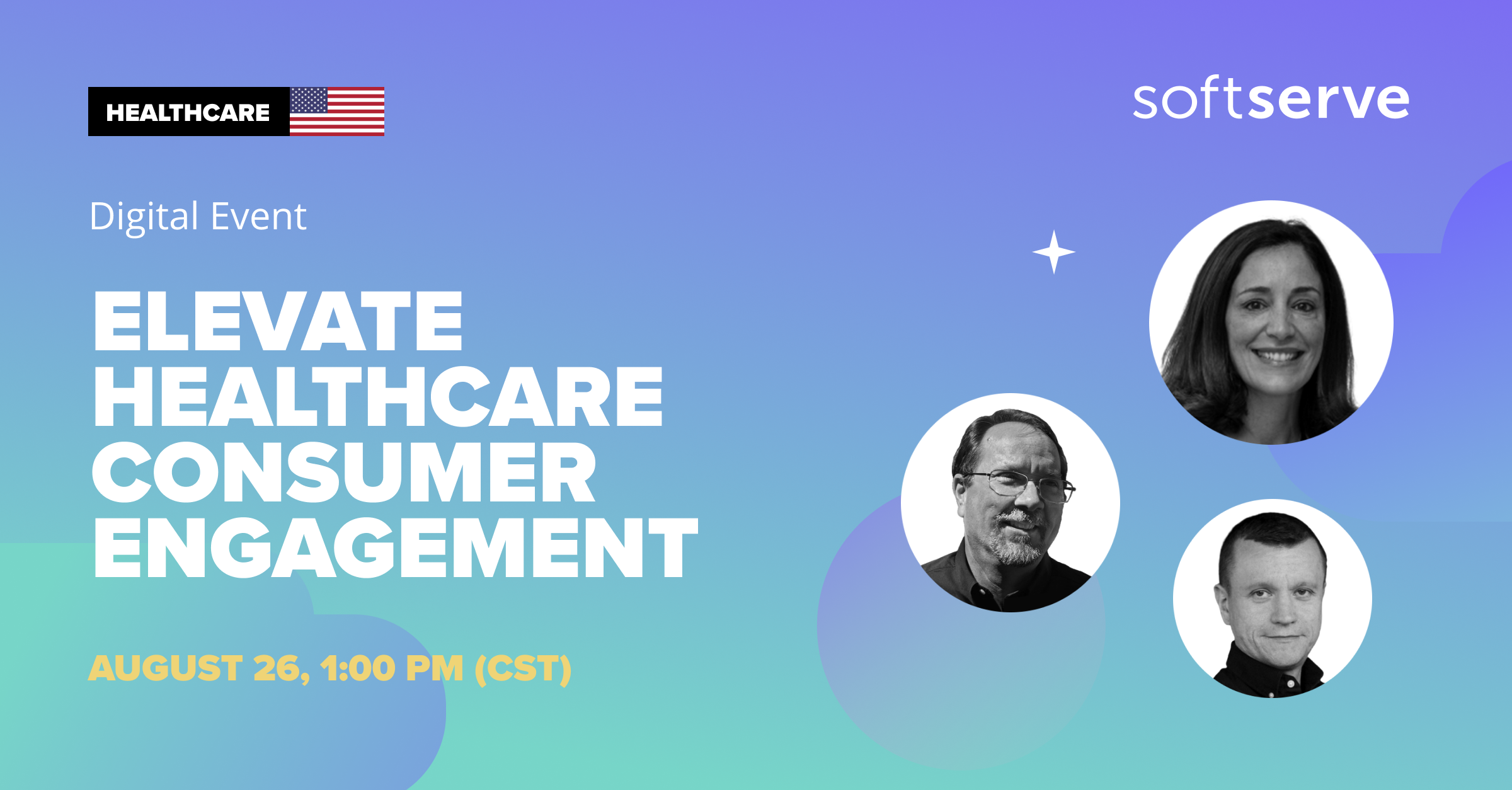 Healthcare Consumers Engagement social icon